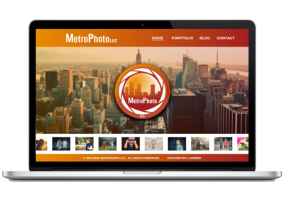 MetroPhoto LLC Website