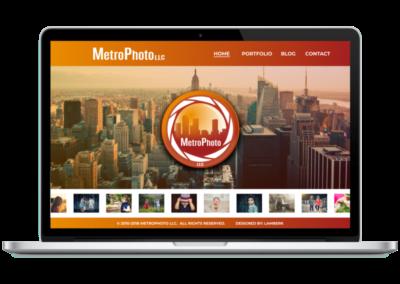 MetroPhoto LLC Website