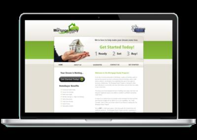 Mortgage Ready Program Website