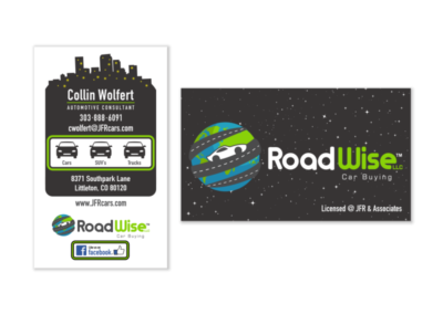 Roadwise Business Cards