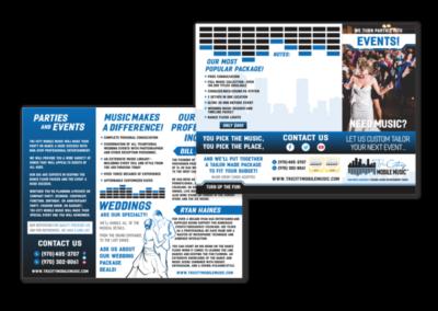 Tri-City Mobile Music Brochure