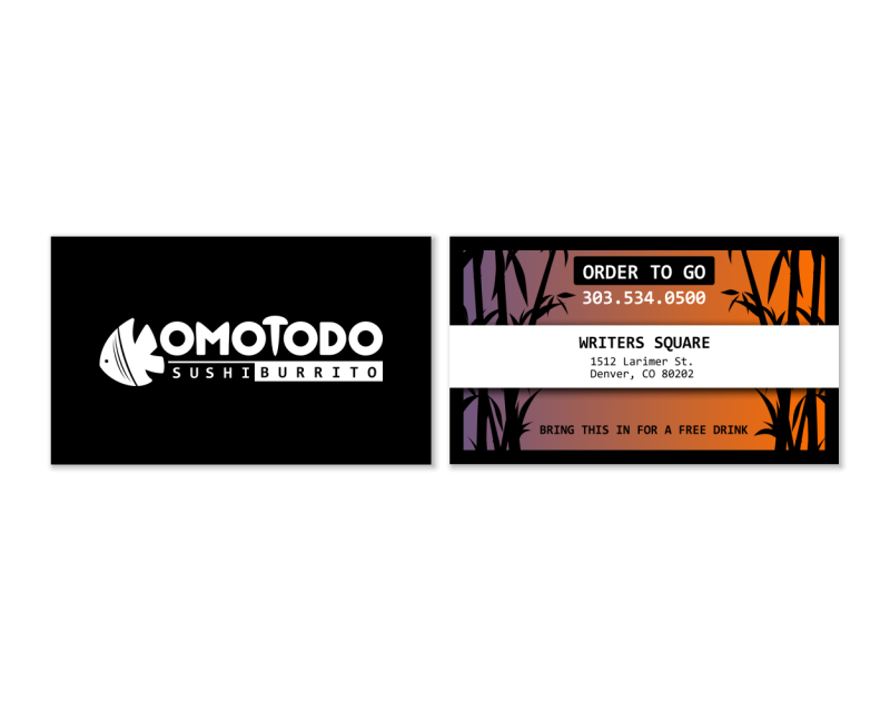 Komotodo Business Card