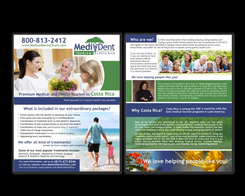 MediDent Dental Flyer